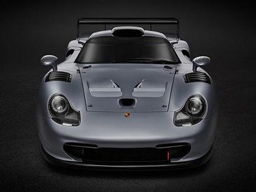 ��ʱ�� 911 GT1 EVO