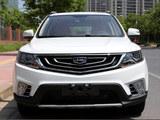 吉利NL-4将三季度上市 或为GX7改款新车
