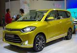 丰田全新7座MPV将上市 搭载1.2L发动机
