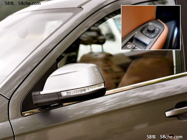 配置丰富 性价比高 试驾一汽吉林森雅R7
