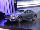 奔驰新款CLS逸彩版上市 售69.8-98.8万