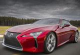 雷克萨斯LC500轿跑车款 将亮相古德伍德