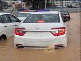 暴雨淹新车 广本回应:不会流入市场