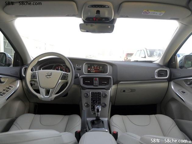 首选1.5T T3 智雅版 沃尔沃V40购买推荐