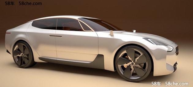 起亚后驱跑车明年或发布 将搭新动力
