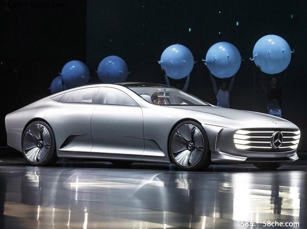 奔驰电动汽车平台发布  2019年产品发布