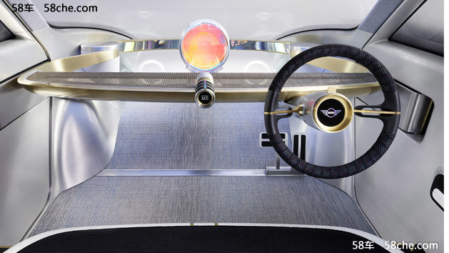 MINI发布NEXT 100概念车 外观随心而动
