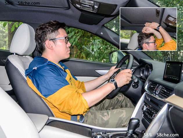 SUV身&跑车心 一汽马自达CX-4试驾体验