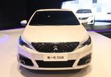 新一代东风标致308领跑中级车市场