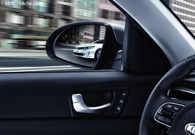 国产K5混动版内饰官图曝光 共推3款车型