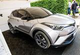 丰田全新紧凑型SUV车款 今年年底将上市