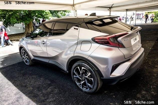 丰田全新紧凑型SUV车款 今年年底将上市_丰田_58汽车