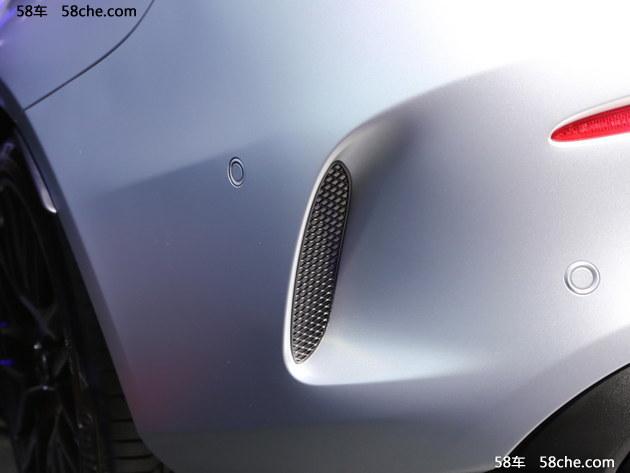 梅赛德斯-AMG C 63轿跑上市 102.8万起