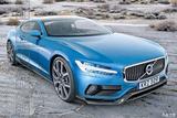 或600马力 沃尔沃计划推出轿跑车型C90