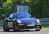 2018款保时捷911 GT2谍照 明年将发布