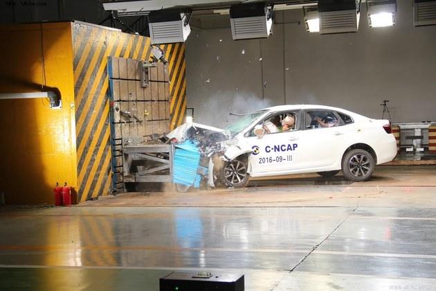 技术解析 碰撞成绩低于5星车型哪有问题
