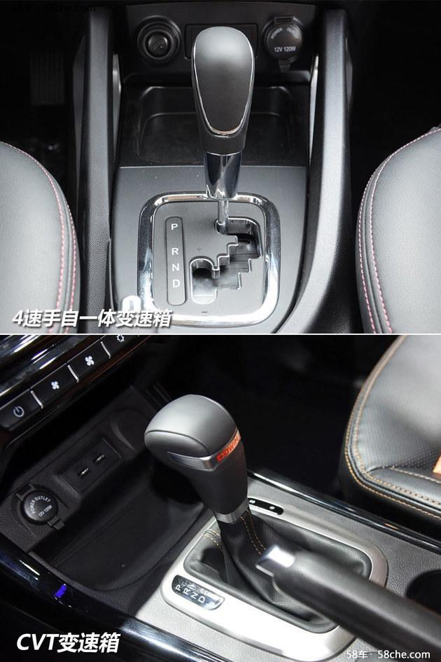 自主小型SUV之争 绅宝X35/长安CS35/凯翼X3