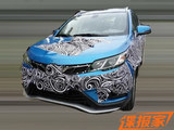 东南小型SUV DX3或11月上市 配1.5T动力
