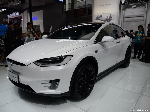 特斯拉Model X 60D售价公布 75.44万起
