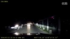 行车记录仪测试 夜间
