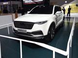 定位中大型SUV 众泰T700或12月正式上市