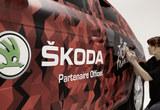 斯柯达全新紧凑型SUV 巴黎车展全球首发