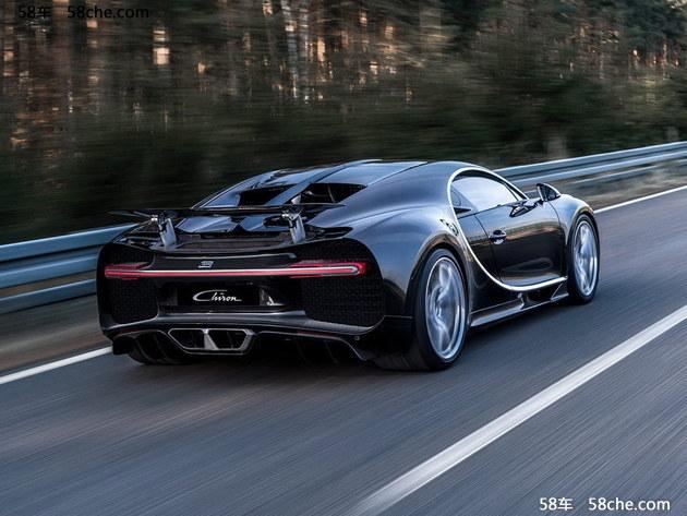 布加迪将用Chrion刷新量产车速度记录