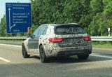 Mercedes-AMG C63 wagon谍照 明年发布