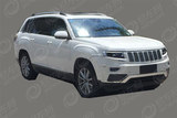 国产大众7座SUV谍照曝光 身披Jeep外衣