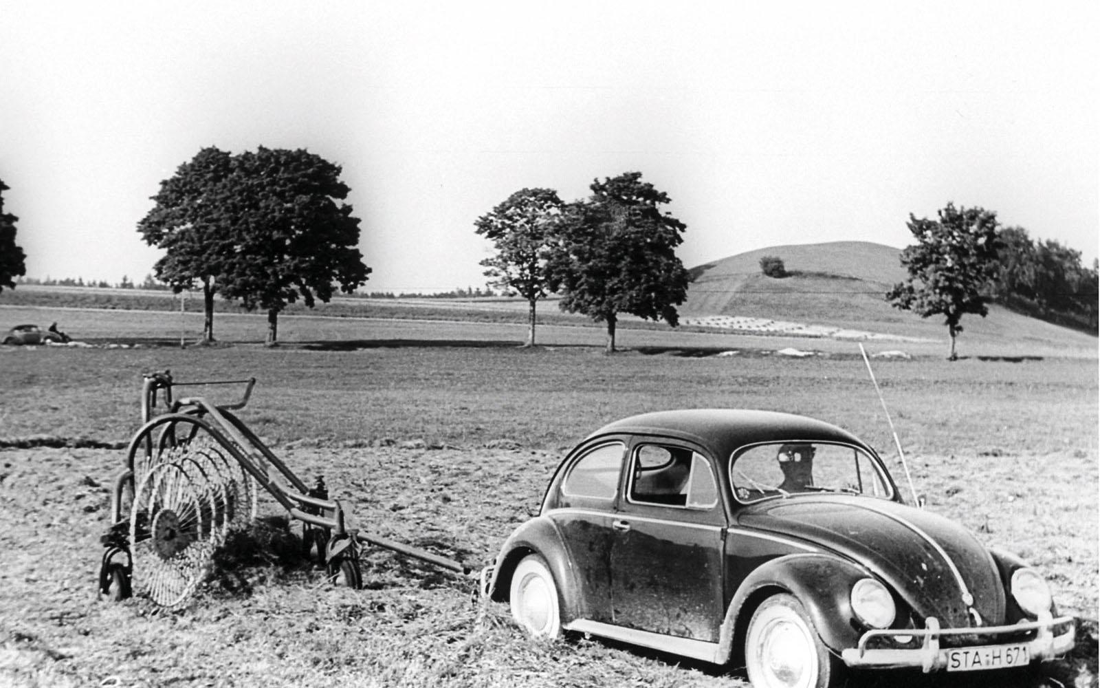 1938款大众甲壳虫 高清壁纸高清图片