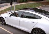 特斯拉无线充电技术 MODEL S车型专属