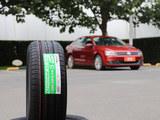 邓禄普EC300+轮胎测试 节能环保还实用