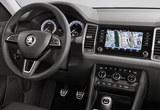 斯柯达全新SUV车型内饰官图 今日将发布