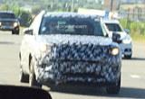 Jeep全新SUV谍照 9速变速器+增压发动机