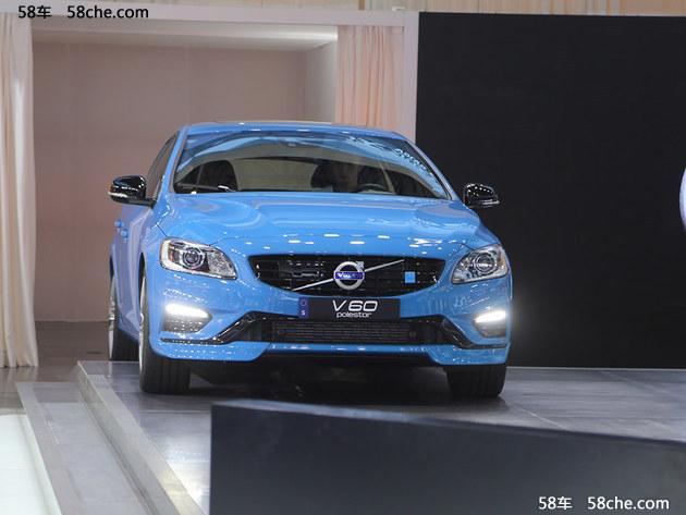 2016成都车展探馆 沃尔沃S60/V60性能版