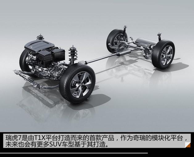 精致化的改变 试驾奇瑞瑞虎7 2.0L/1.5T