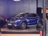 2016成都车展 奔驰GLA蓝调版-正式发布