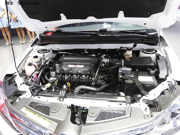 2016成都车展 比亚迪第三代F3正式发布