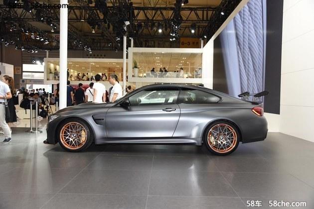 2016成都车展 宝马M4 GTS售价199万元