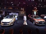2016成都车展 访DS销售公司总经理周江