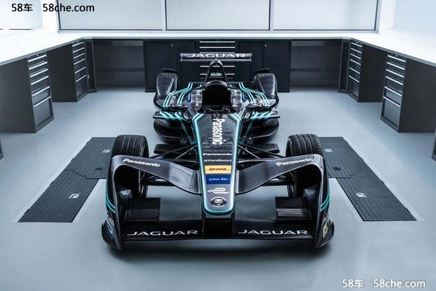 捷豹推全新电动赛车 征战电动方程式