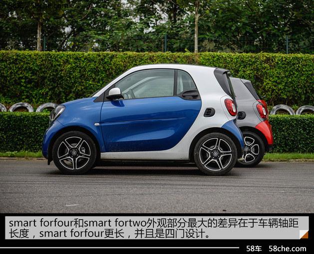 试驾smart forfour 谁说有些不可全面?