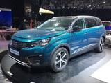 2016巴黎车展探馆 标致全新5008实车