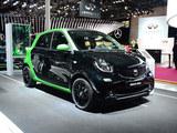 2016巴黎车展 全新smart电动版正式亮相