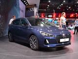 2016巴黎车展 现代全新一代i30正式发布