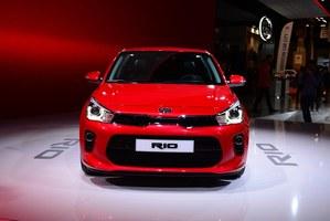 2016巴黎车展 起亚全新一代RIO首发