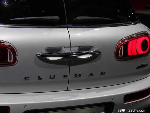 2016巴黎车展 MINI JCW CLUBMAN版发布