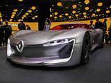 2016巴黎车展 雷诺TREZOR概念车发布