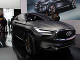 2016巴黎车展 英菲尼迪QX全新概念车