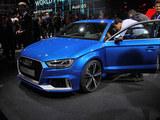 2016巴黎车展 奥迪RS3 Sedan发布